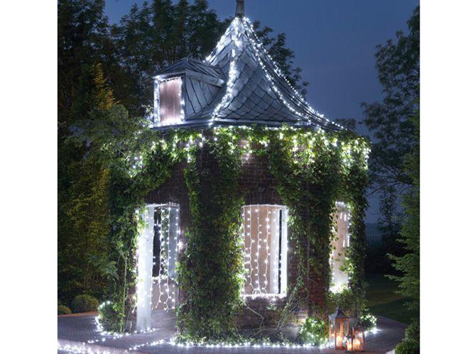 1 jardin 4 guirlandes lumineuses elle d coration. Black Bedroom Furniture Sets. Home Design Ideas