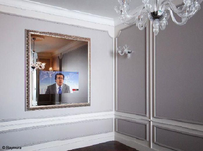 3) Je dissimule ma TV dans un meuble, derrière un cadre ou un miroir ! (image_3)