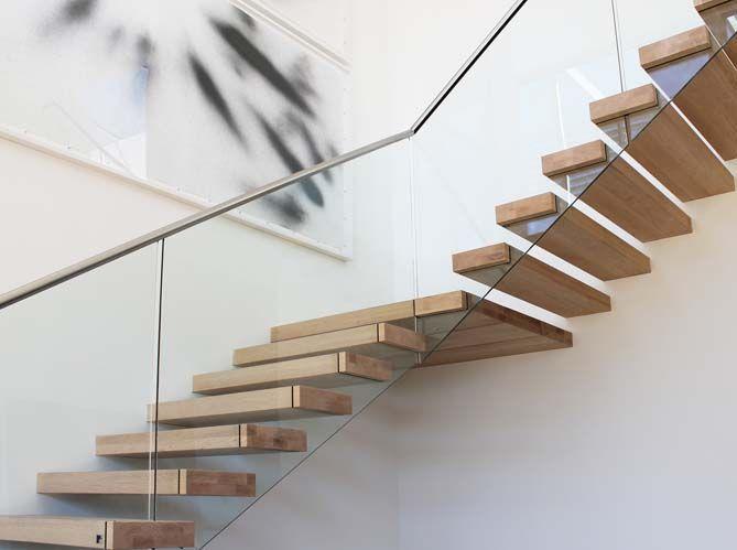 escalier design : aménagez un escalier design très discret - Elle ...