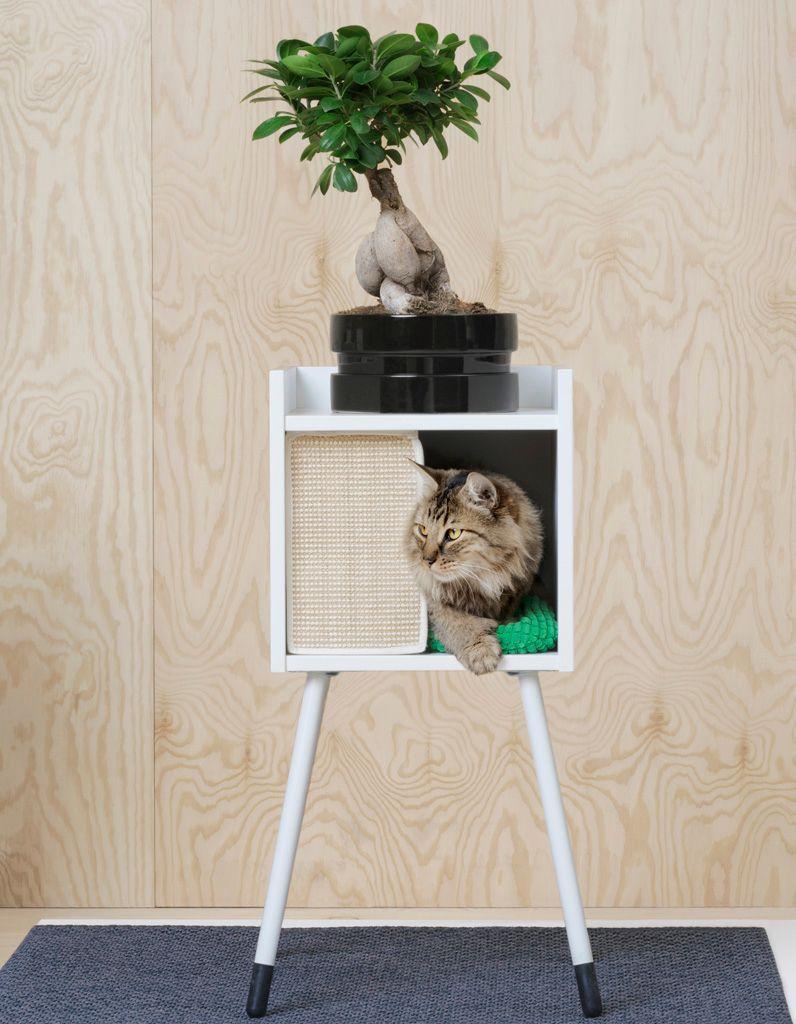elled cocrush ikea sort enfin une collection styl e pour animaux de compagnie elle d coration. Black Bedroom Furniture Sets. Home Design Ideas
