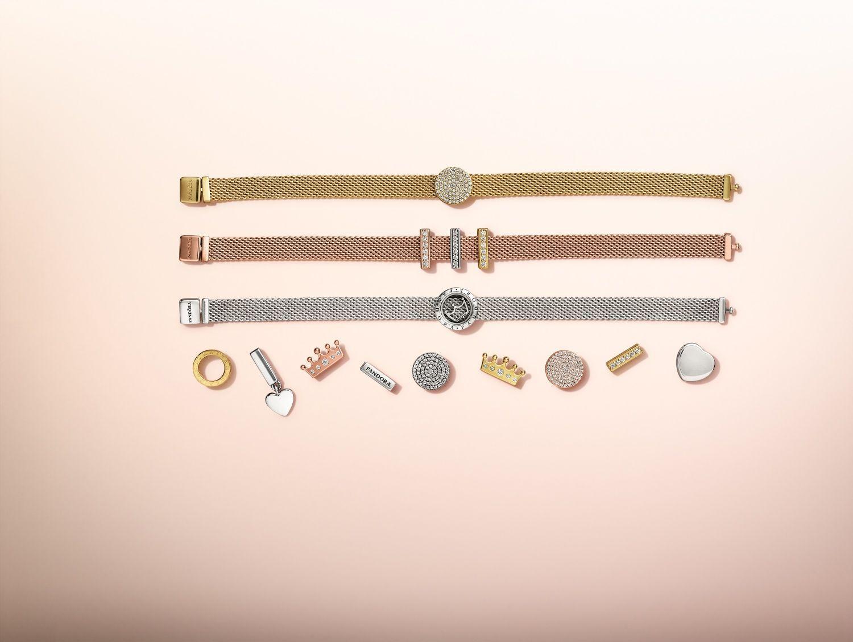 Pandora réinvente son bracelet, et on en est déjà dingue ! - Elle