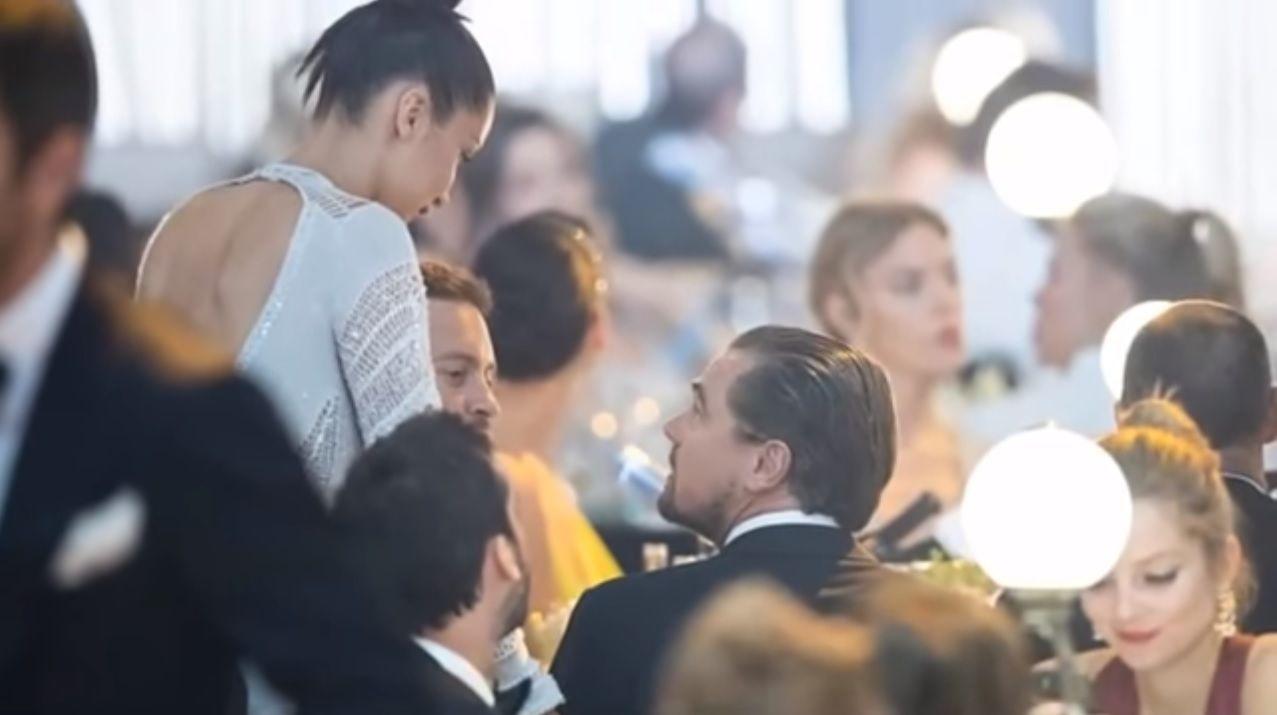 Bella Hadid et Léonardo Dicaprio