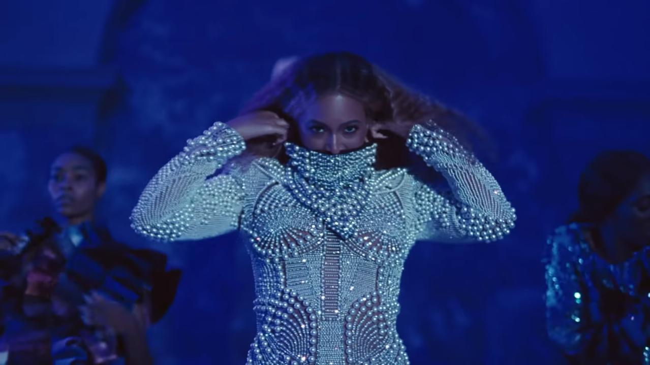 Beyoncé en Balmain