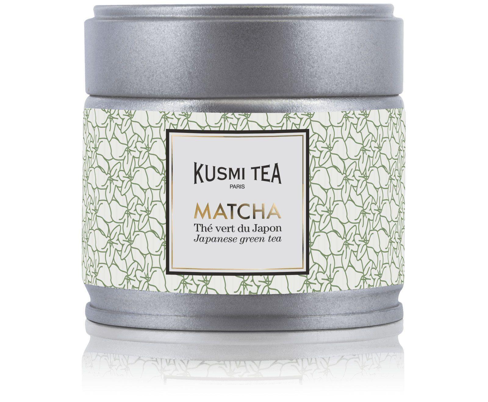 Boîte-Thé-Matcha-Kusmi-Tea