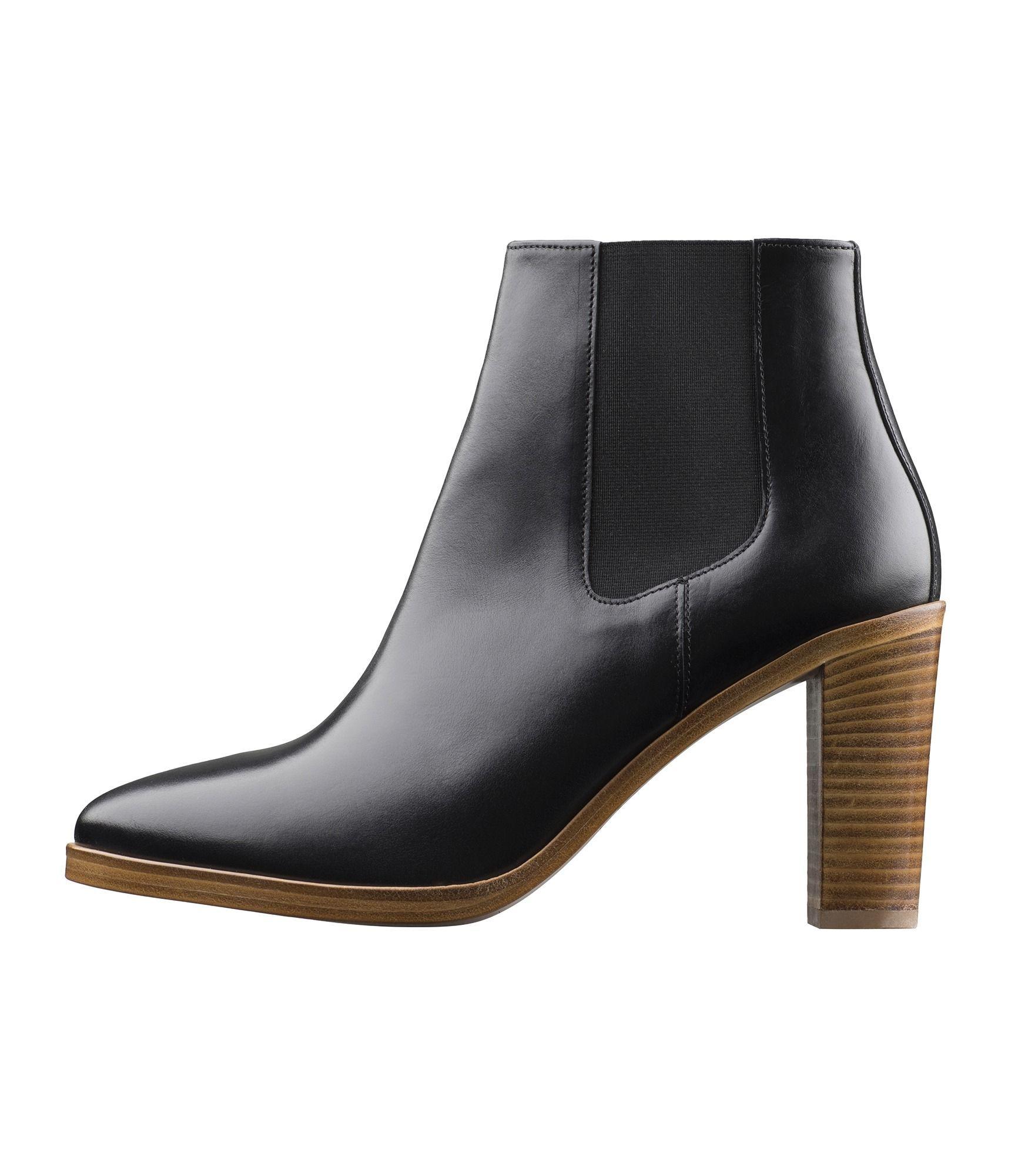 Boots femme cuir A.P.C.