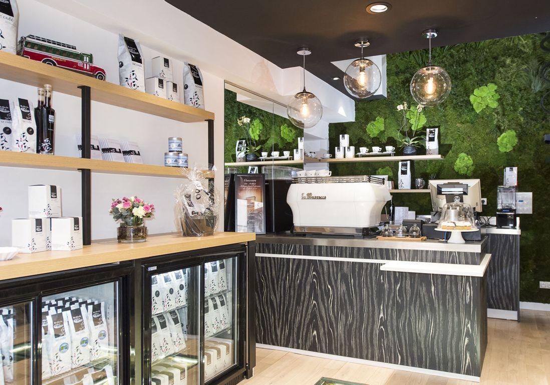 Boutique Caron - comptoir