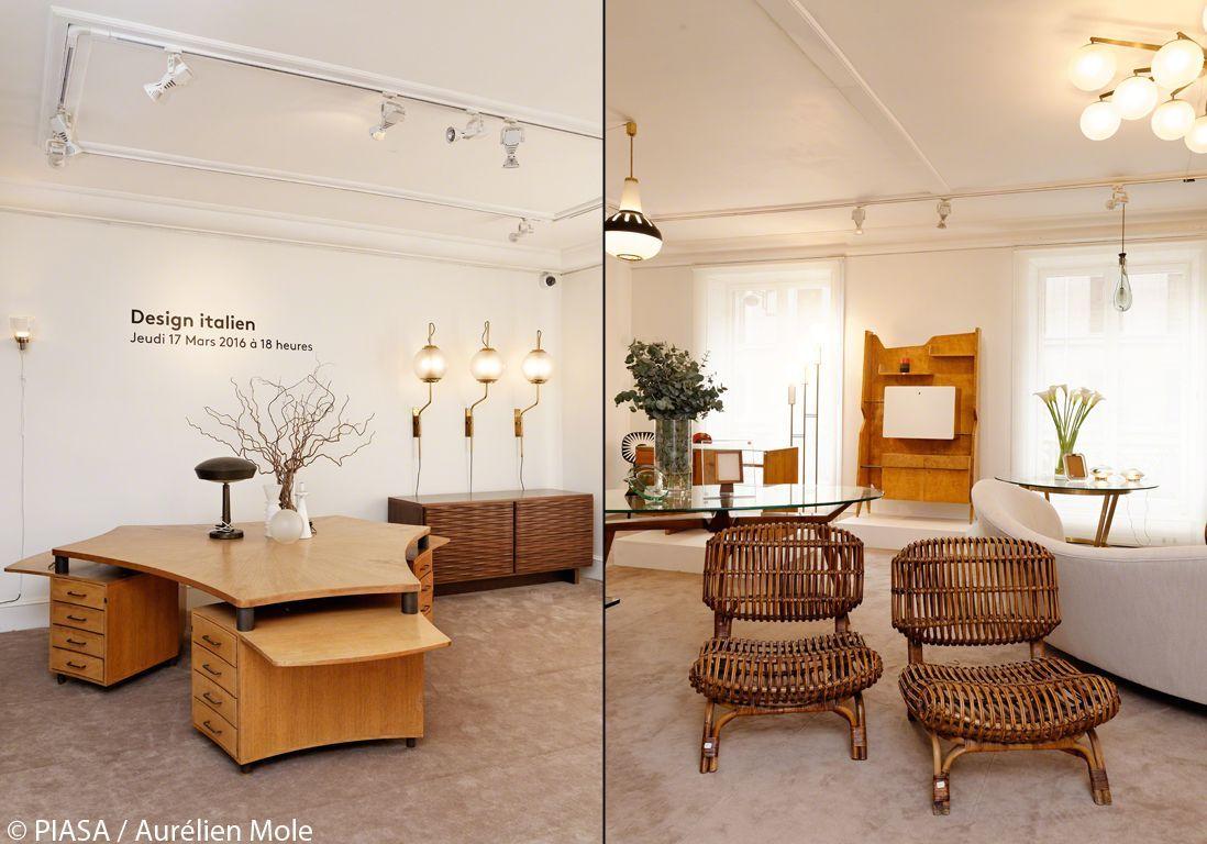 bureau-trois-places-gio-ponti-design-italien