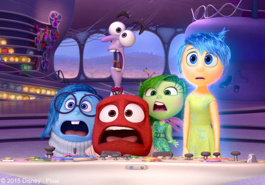 © 2015 Disney - Pixa