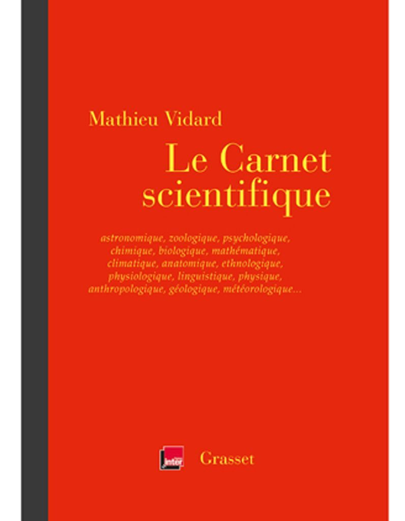 carnet scientifique
