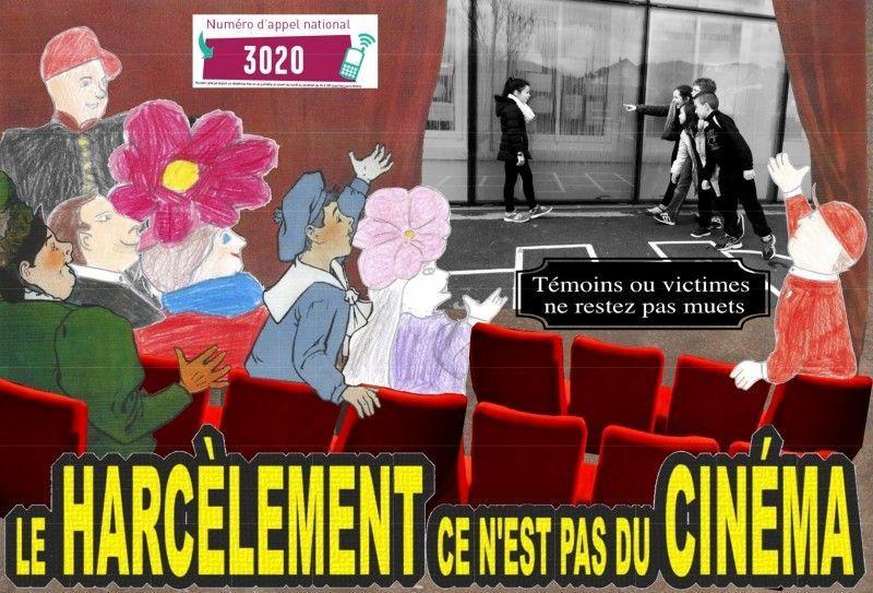 Catégorie-affiche-primaire-les-élèves-de-lécole-le-Sycomore-Banassac-Canilhac-Académie-de-Montpellier-Le-harcèlement-ce-nest-pas-du-cinéma2-8...