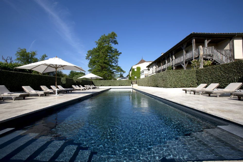 Caudalie-Piscine Exterieure-Outdoor Pool