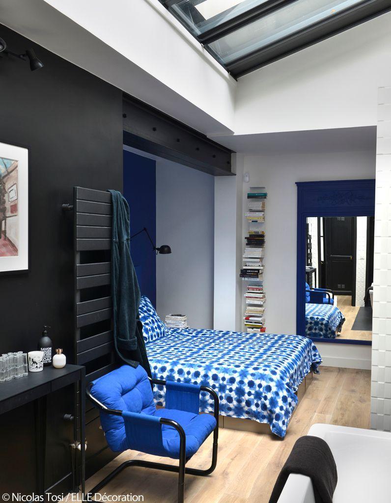 Décoration Bleue Un Atelier Parisien à La Décoration Bleue