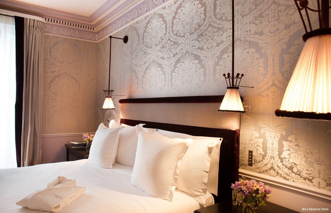 chambre-hotel-la-réserve-paris