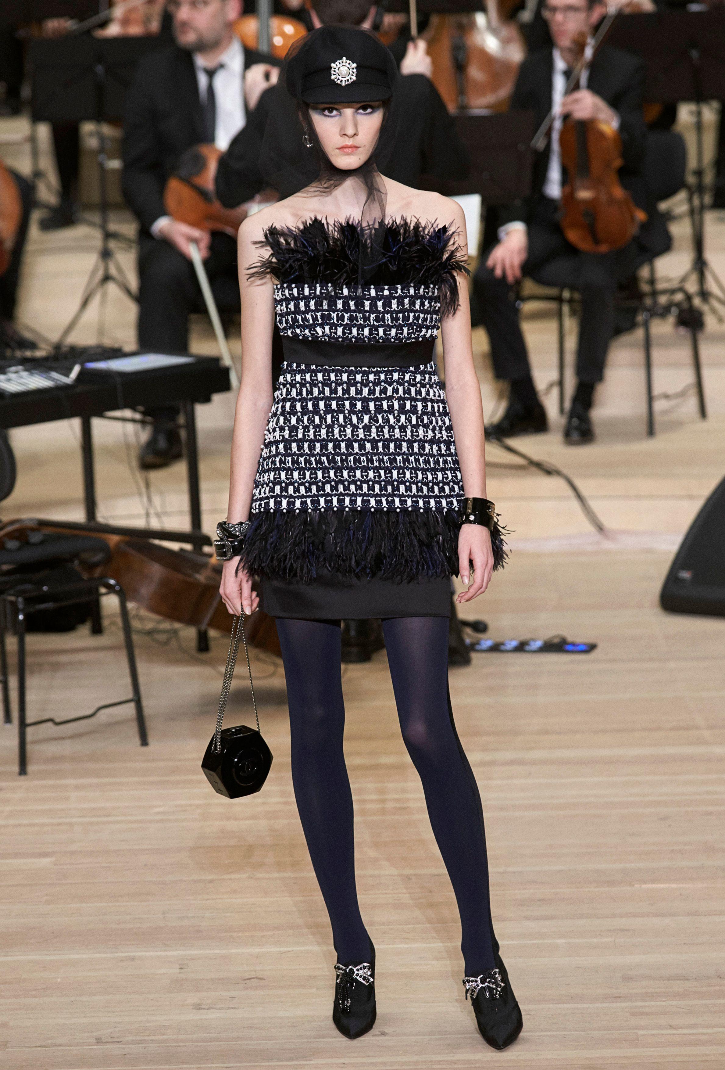Chanel Metiers d Art PO RF17 0081