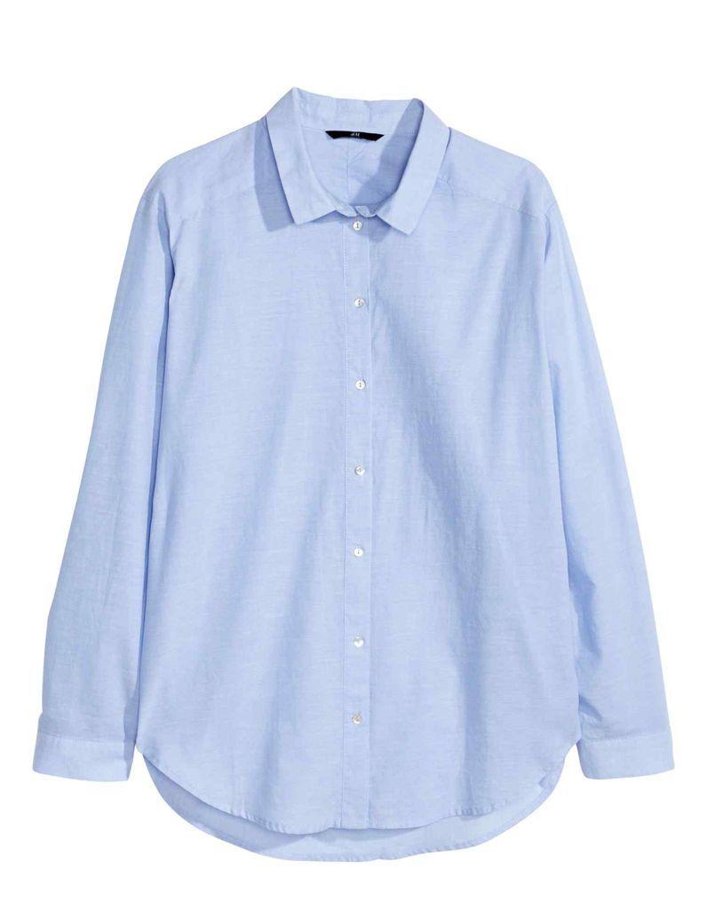 chemise-bleue