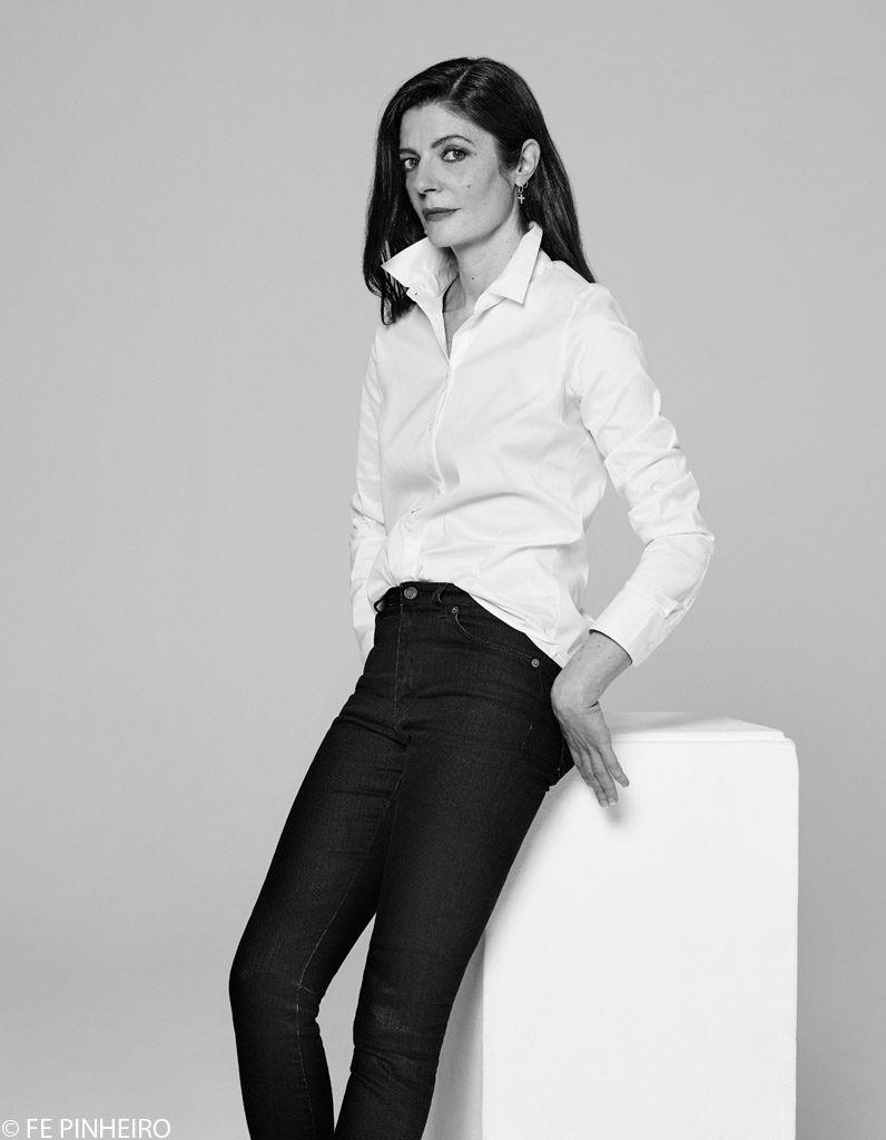 Chiara Mastroianni par Fe Pinheiro pour ELLE