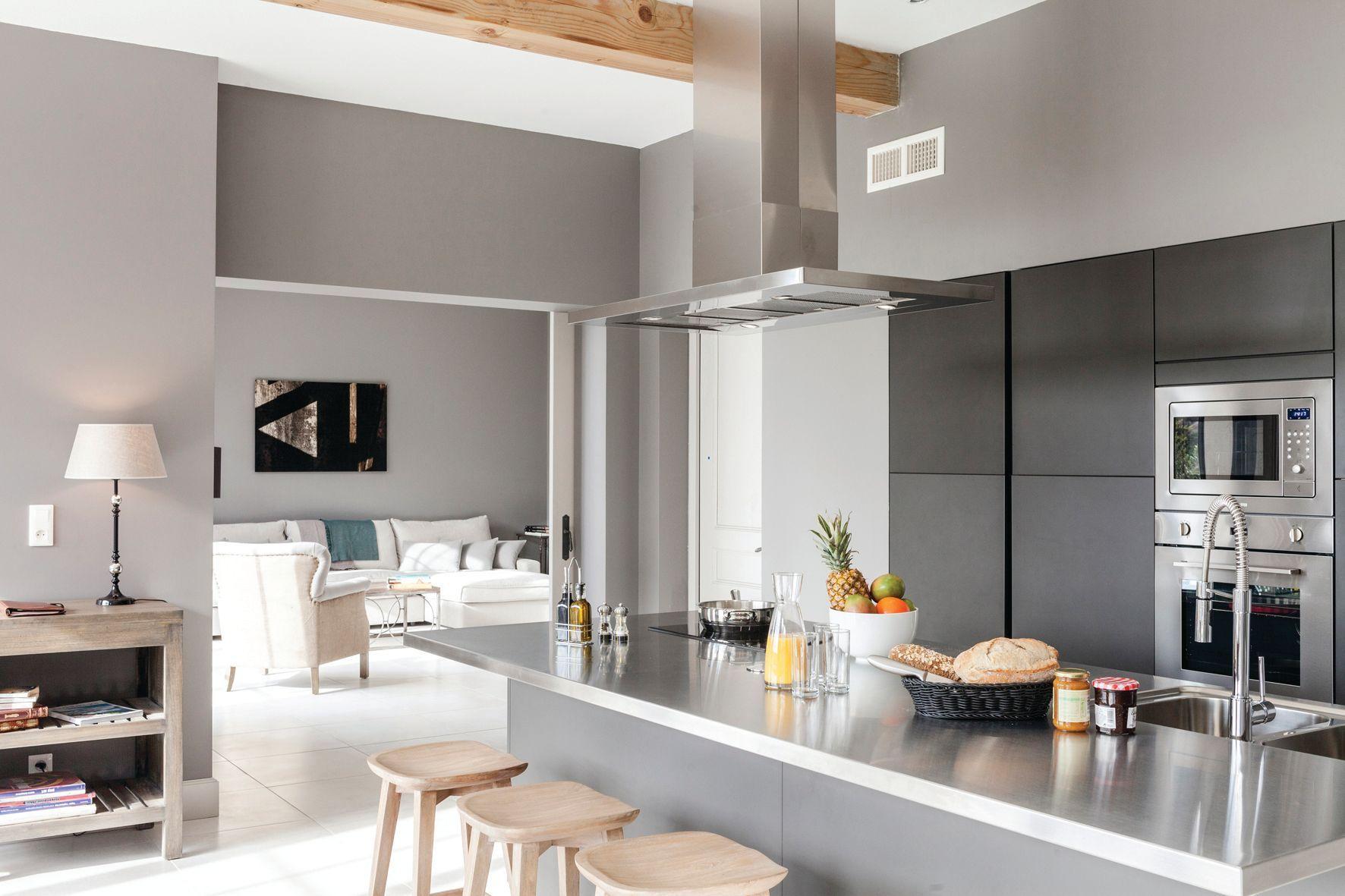 COG2016D014-61096-cuisine et vue sur le séjour- 29 Maison des Vignes