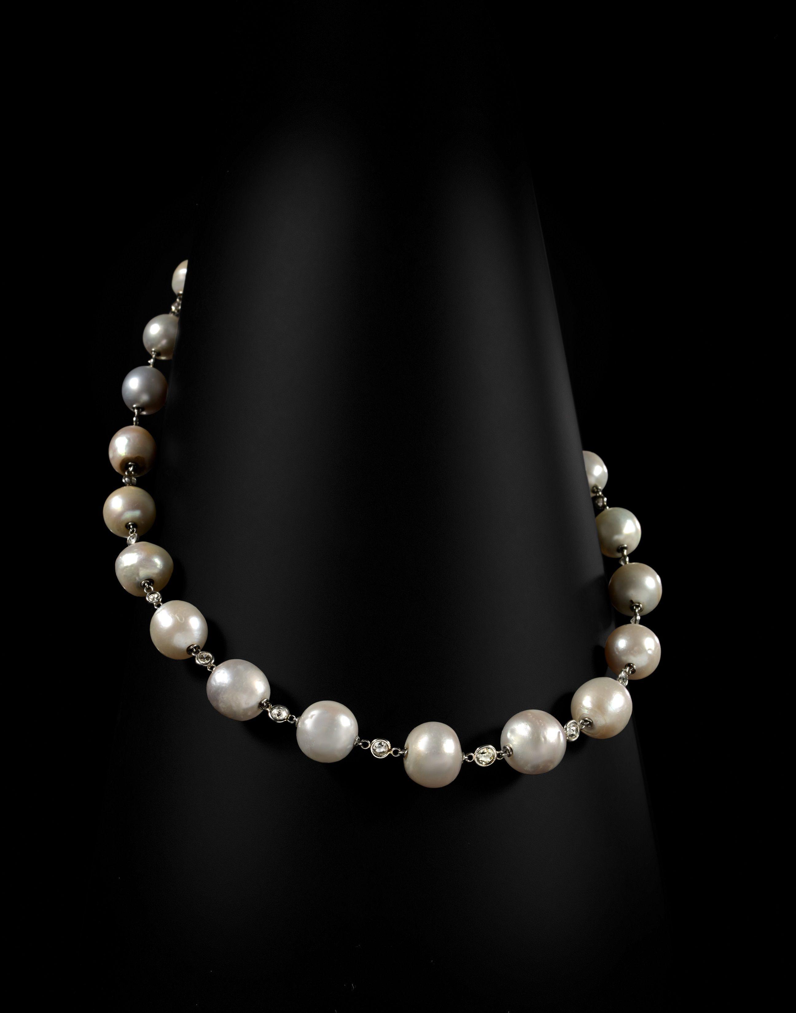 Collier de perles fines de Jeanne Lanvin Vente AGUTTES 19 octobre 2016