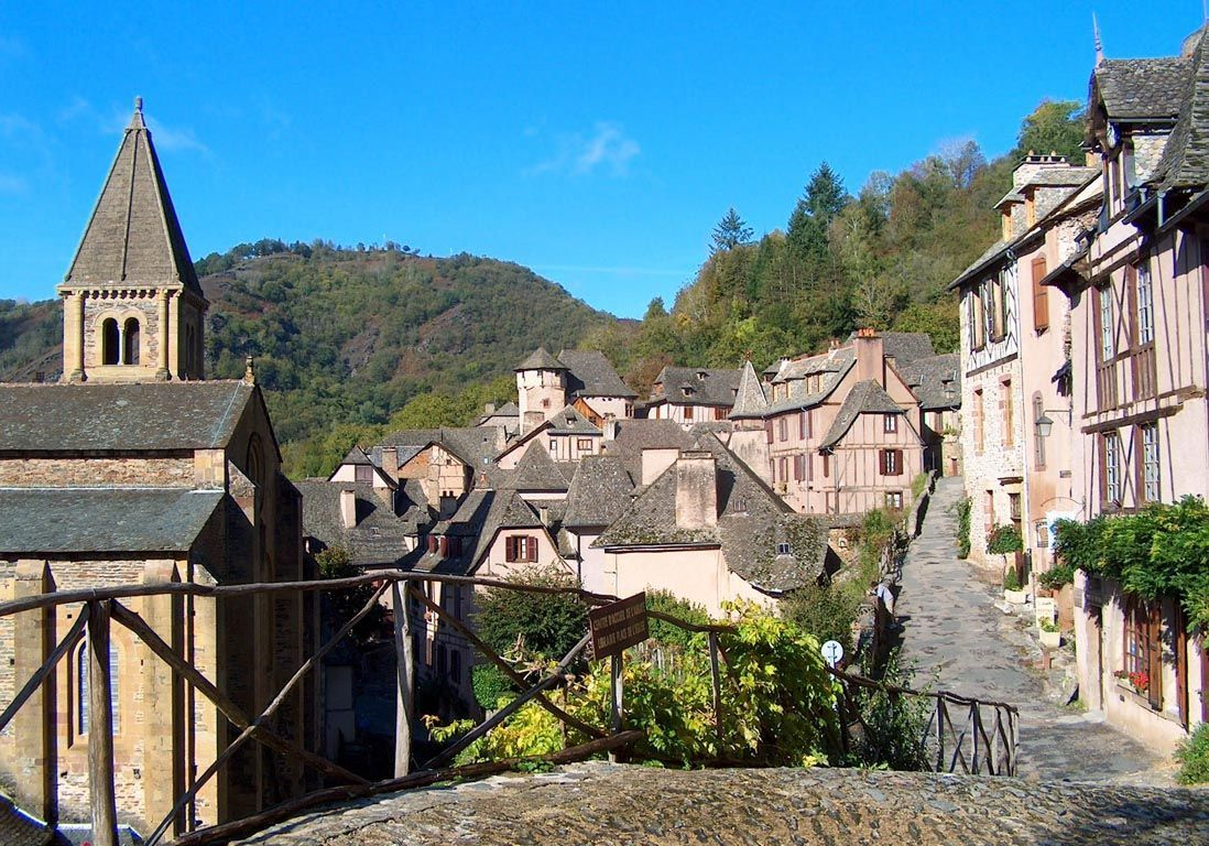 conques GettyImages-168095215