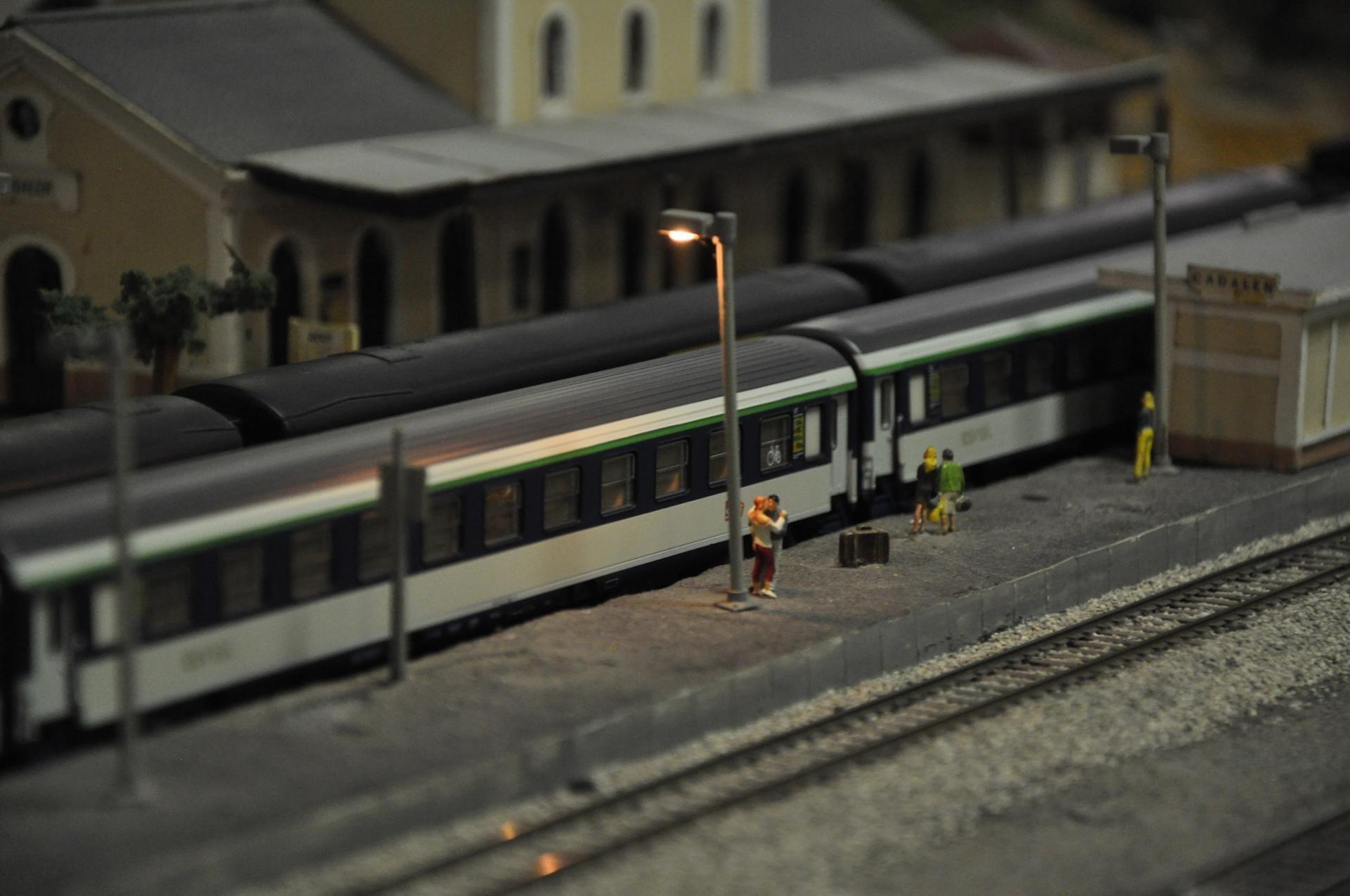 Coup de coeur 2 - Train miniature gaillacois - Gre-luna
