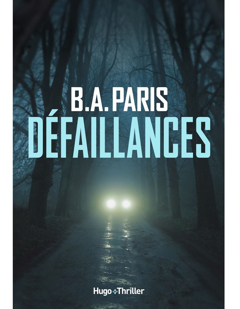 Couverture DEFAILLANCES