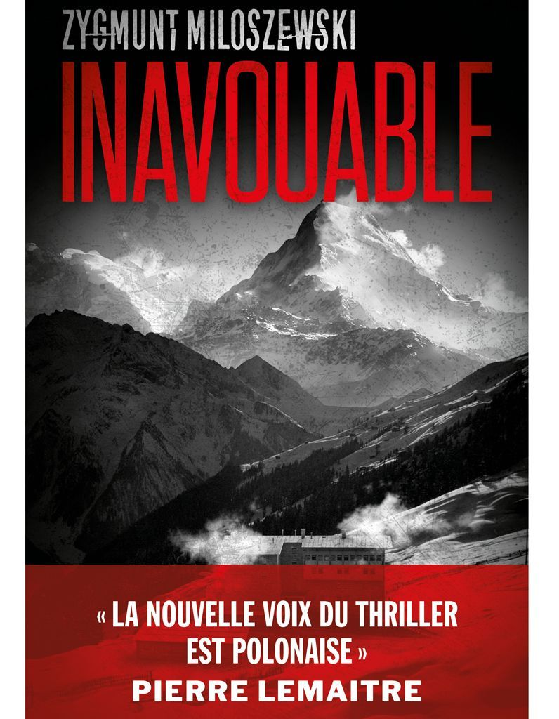 Couverture - Inavouable