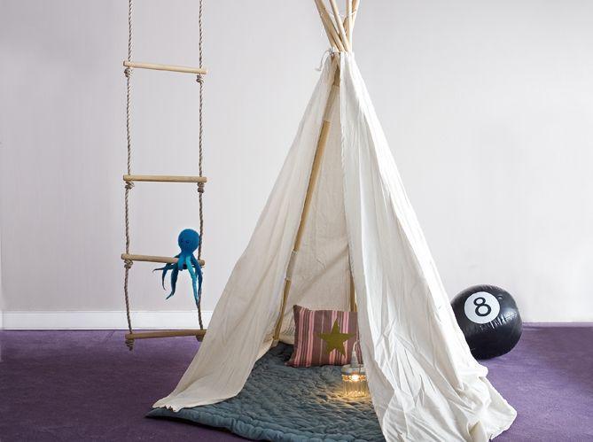 Créer une cabane dans une chambre d'enfant (image_3)