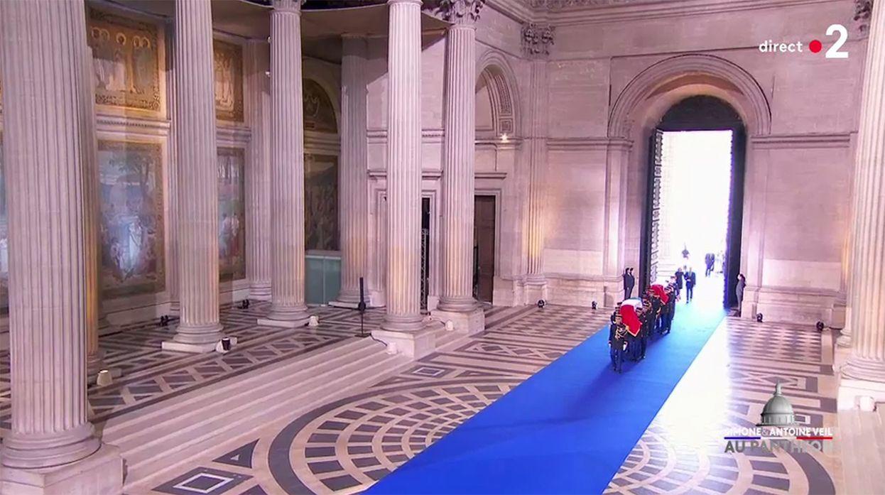 dans pantheon