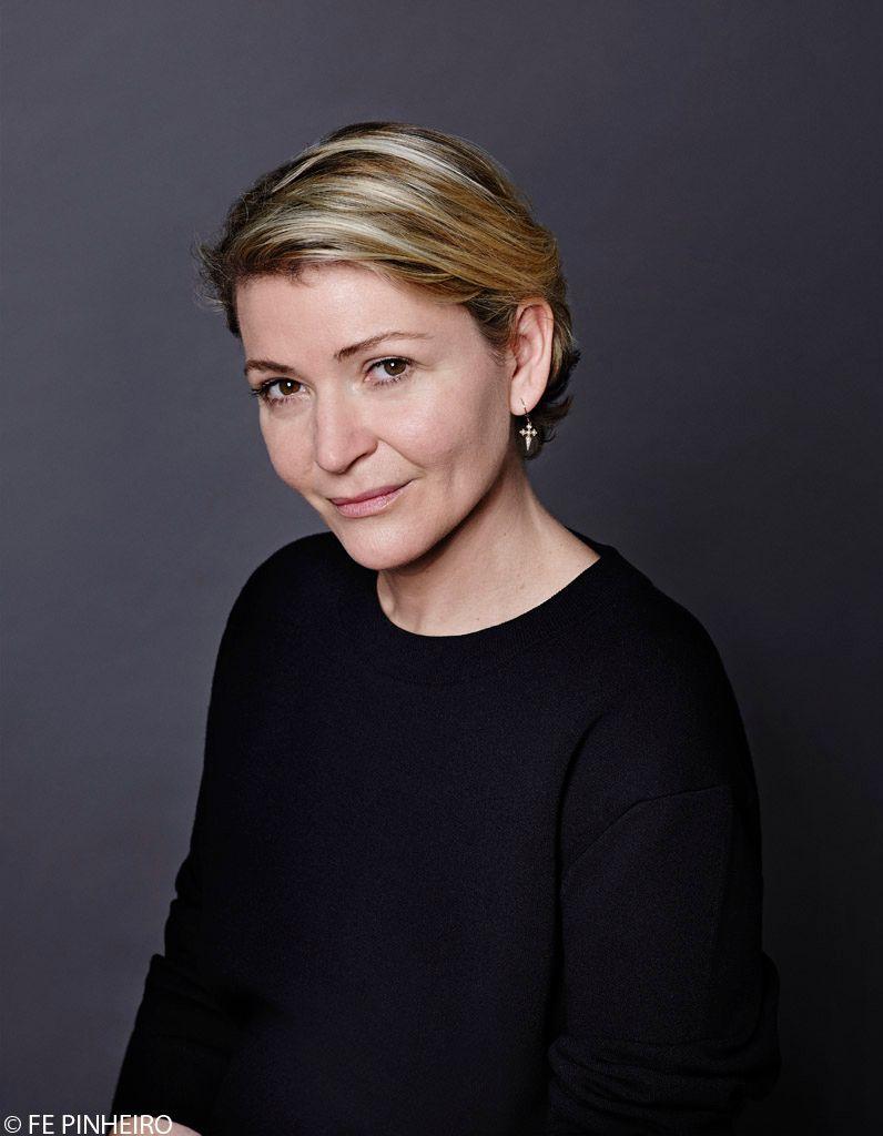 Delphine Courteille dans ELLE