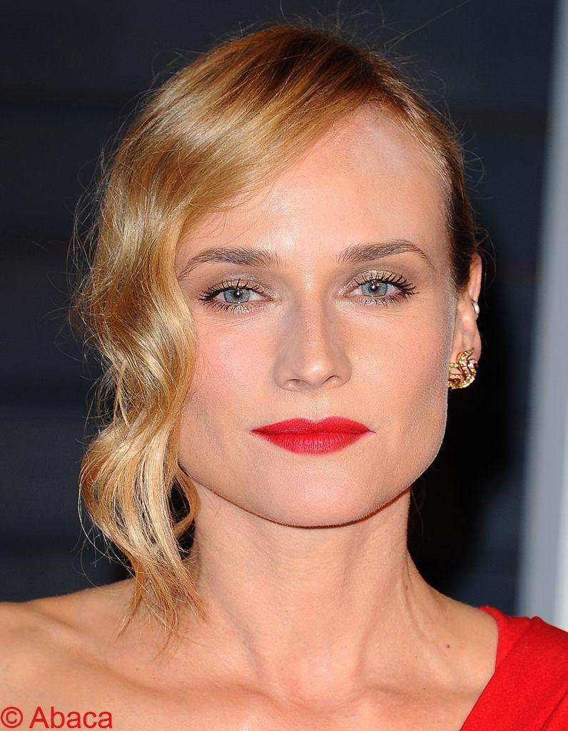 Diane Kruger Vanity Fair Oscars 2015