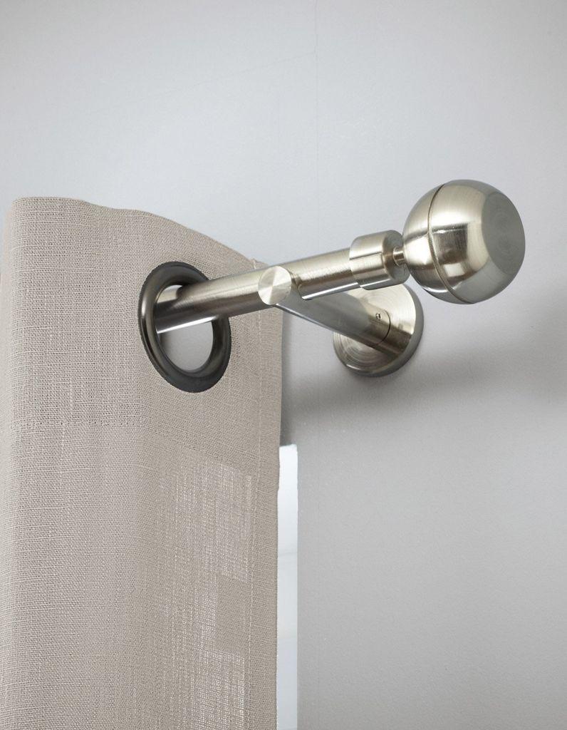 Support Tringle Rideau Ikea comment bien choisir ses rideaux ? - elle décoration