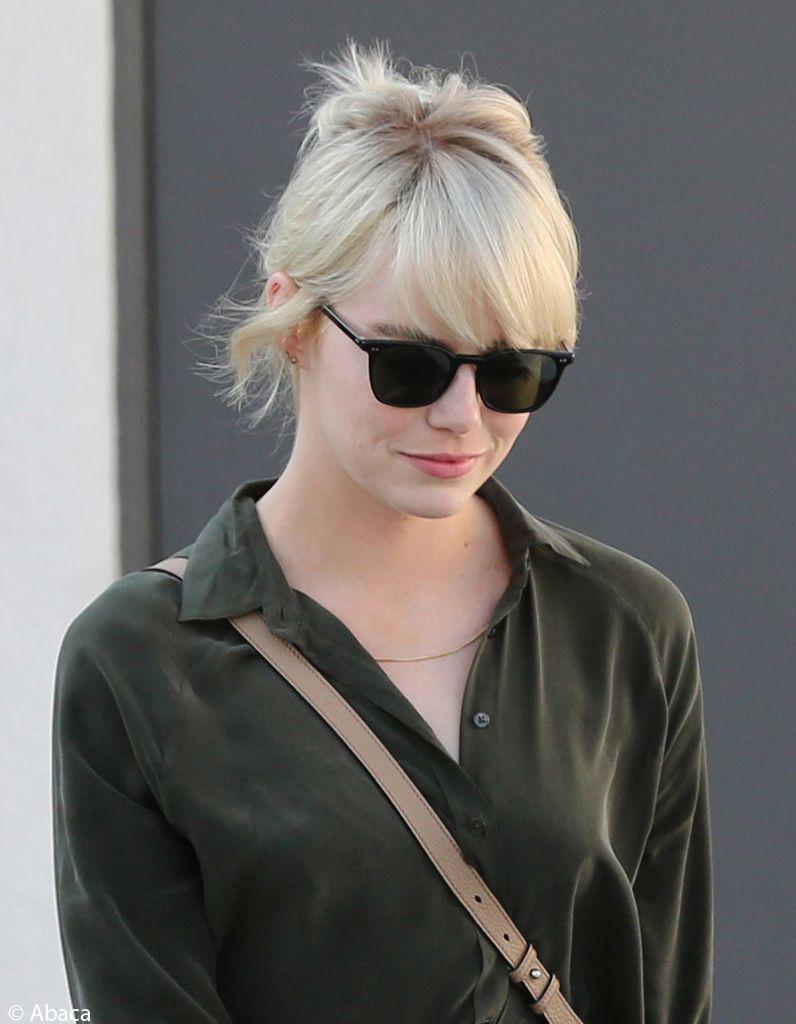 Emma Stone blonde
