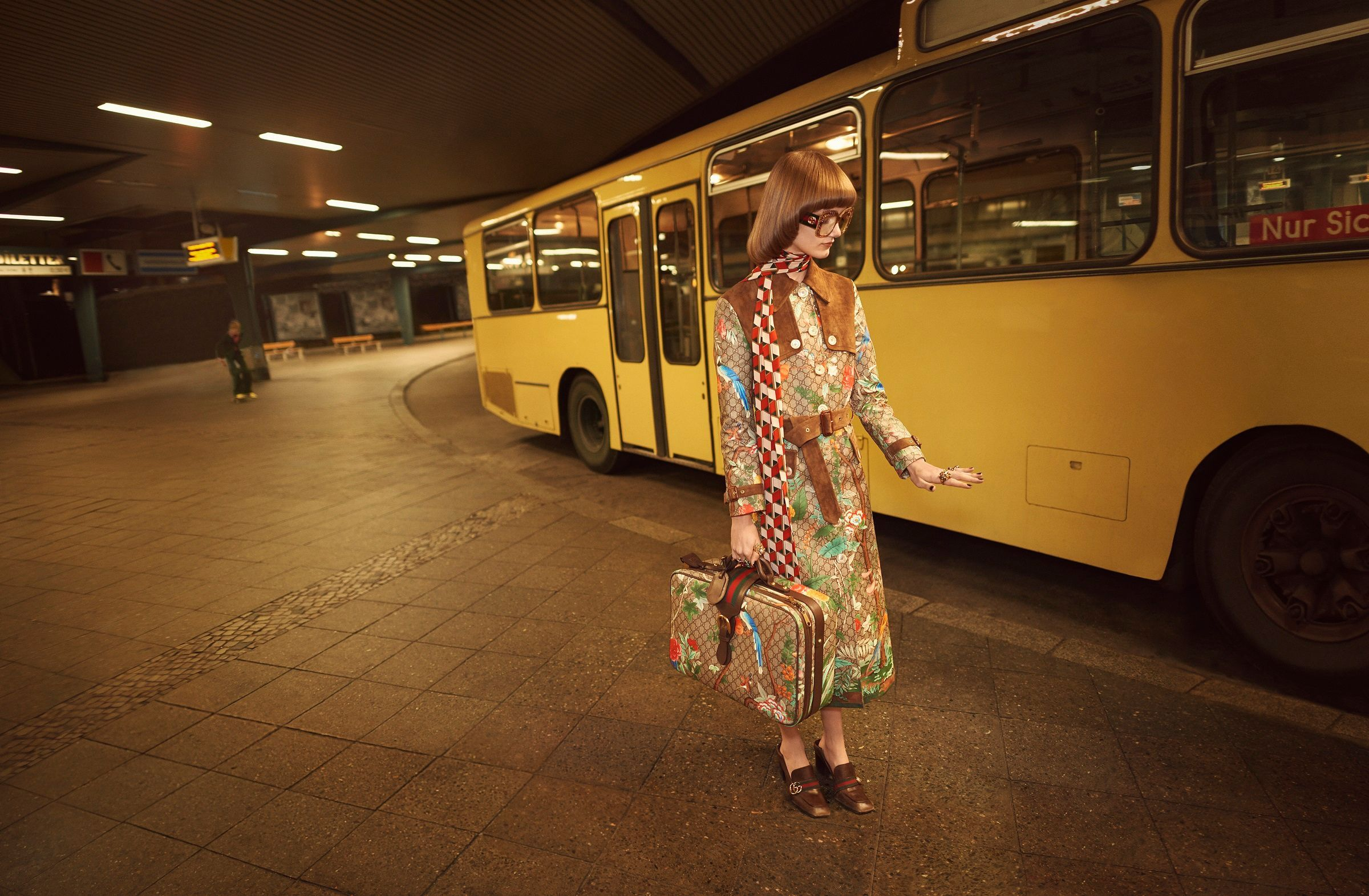 L'instant mode : la campagne jeune et énergique de Gucci