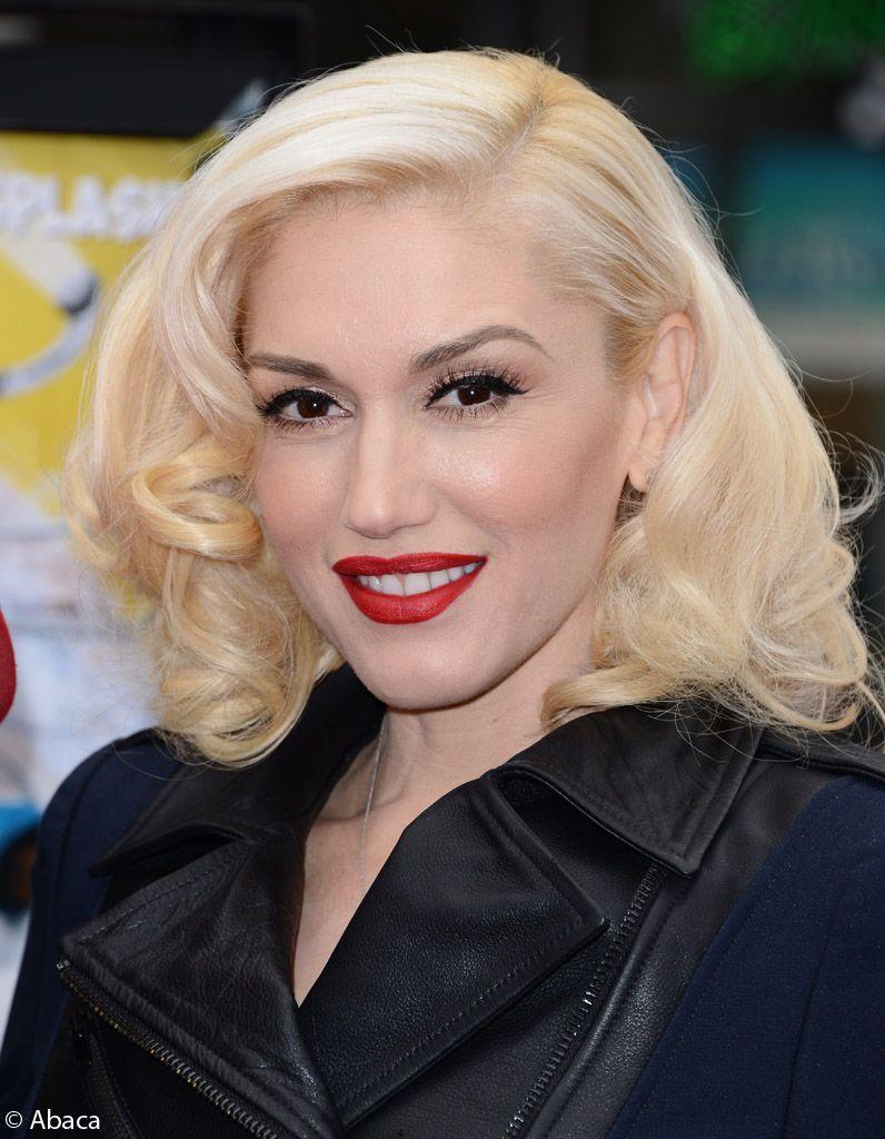 Gwen Stefani blonde