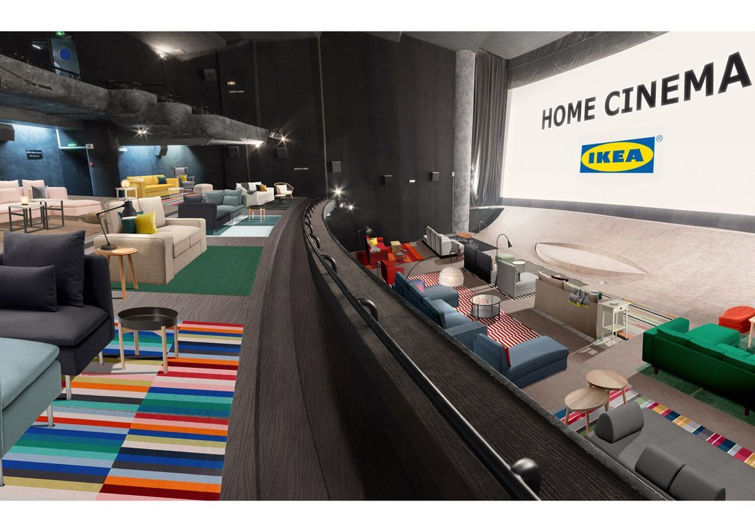 home cinema ikea