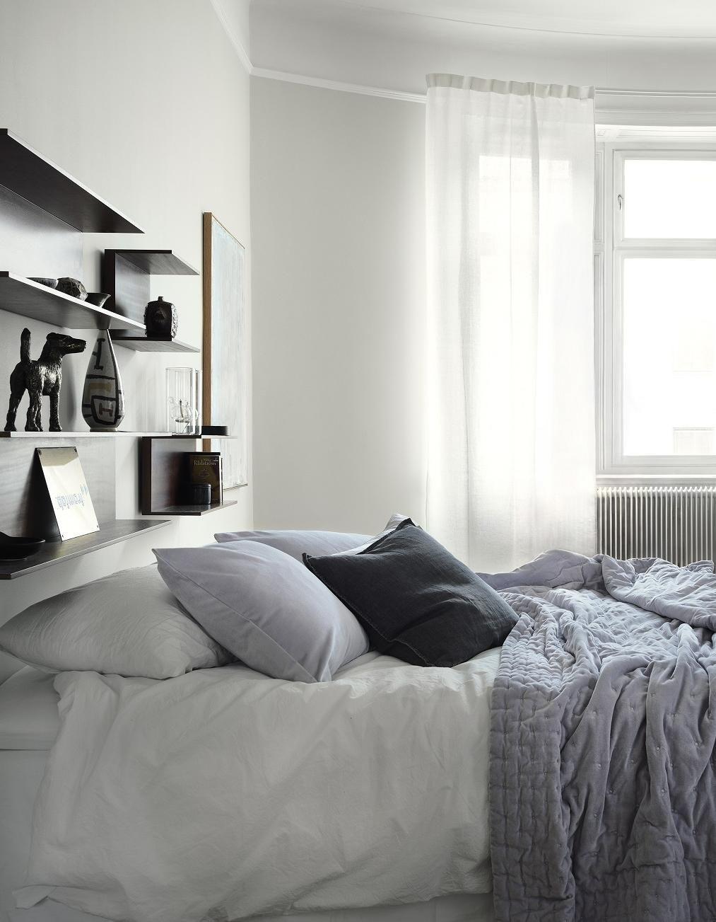 5 trucs que chaque couple doit avoir dans sa chambre - Elle Décoration