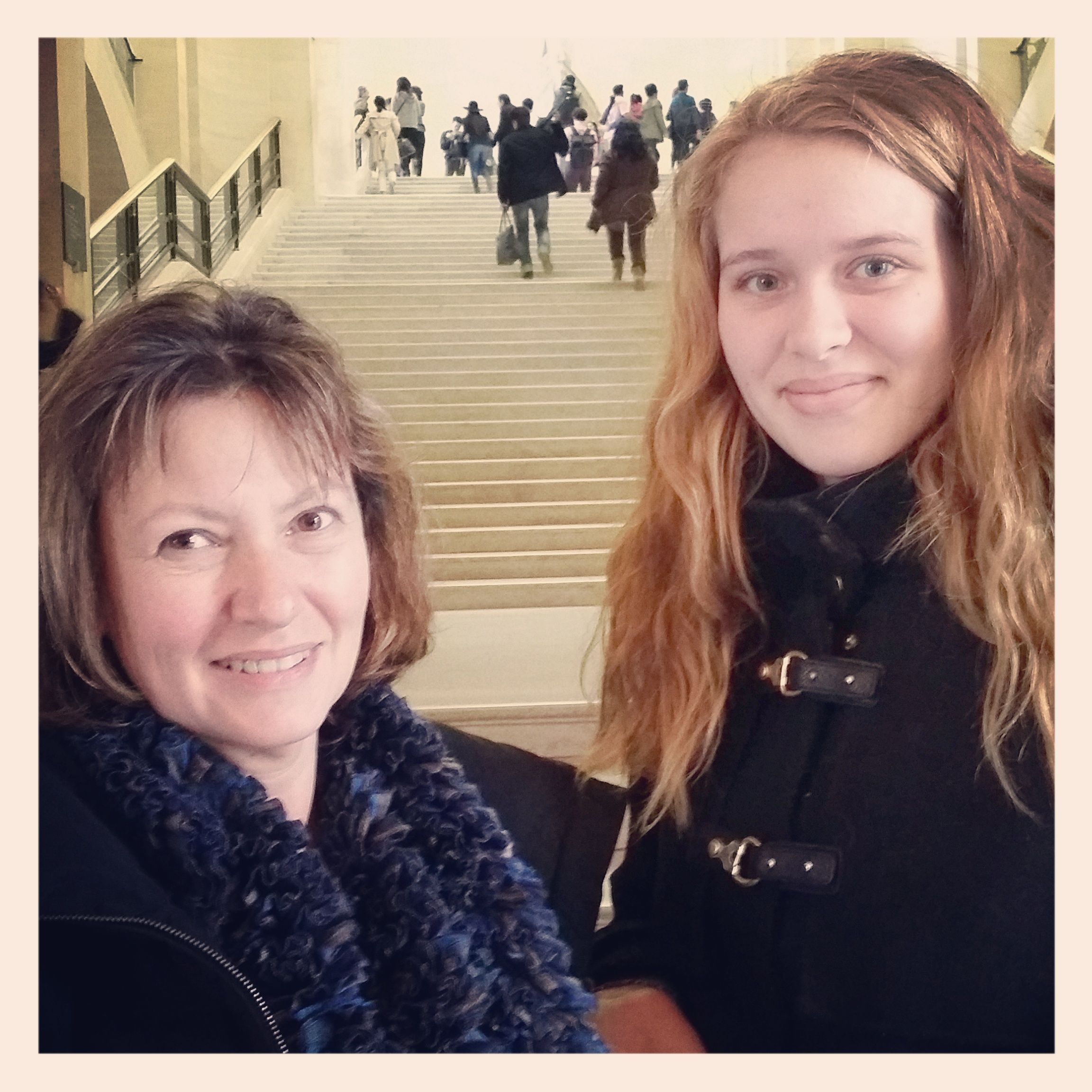 IMG_Laurence et sa belle fille Nolween, 18 ans