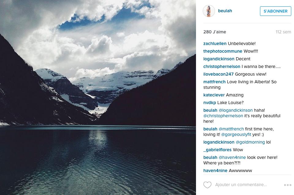 Instagram © @beulah