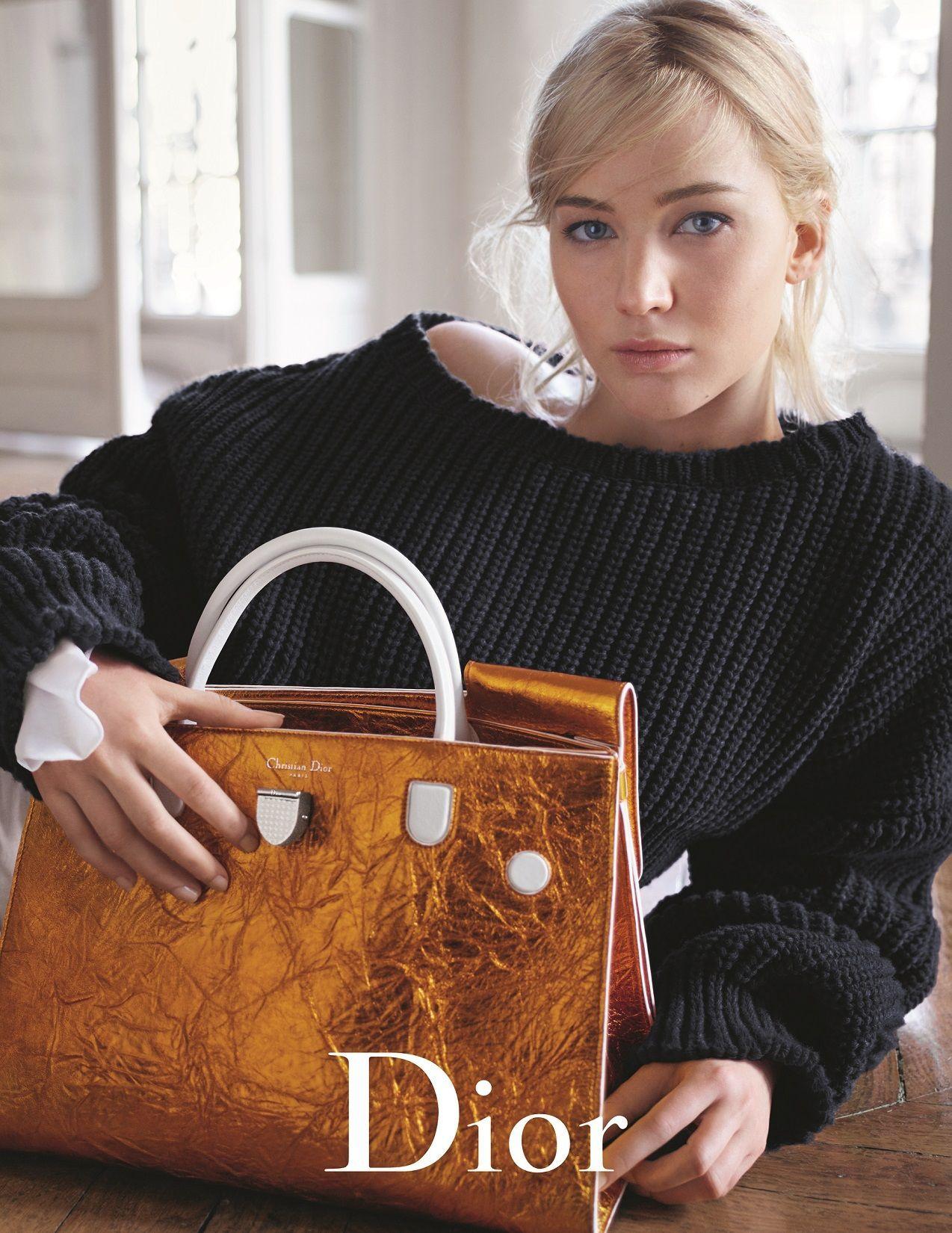 Jennifer Lawrence - Spring summer 2016 Dior campaign - Credit Dior (5)