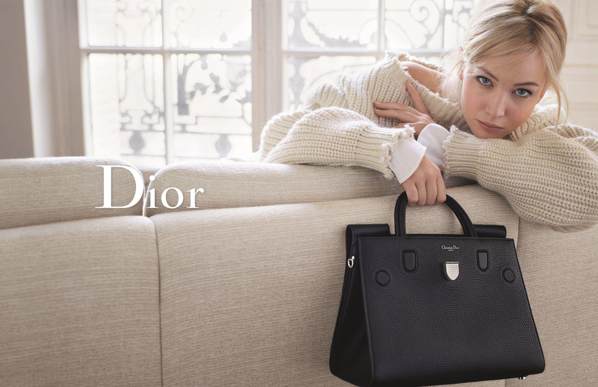 Jennifer Lawrence - Spring summer 2016 Dior campaign - Credit Dior
