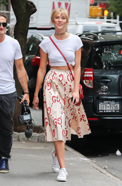 Karlie Kloss Gucci