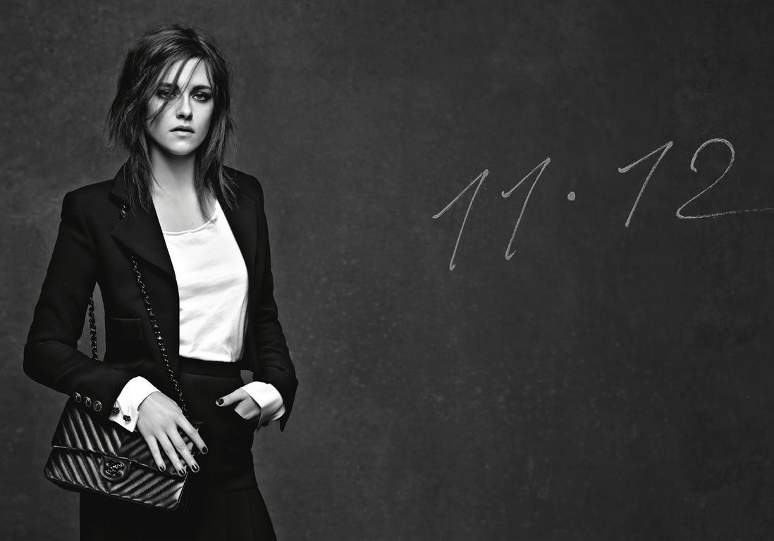 KRISTEN STEWART - 11.12 - AD CAMPAIGN PICTURE BY KARL LAGERFELD_HD