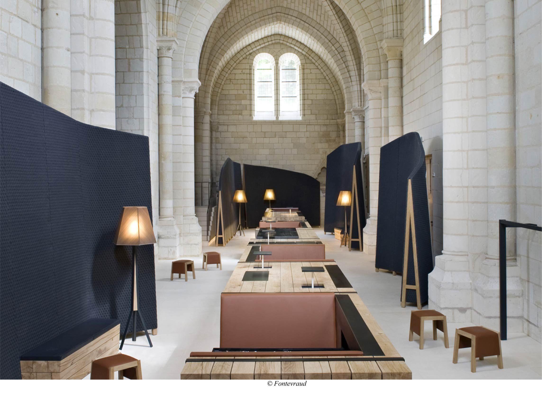 L'Hôtel Fontevraud-l'Abbaye