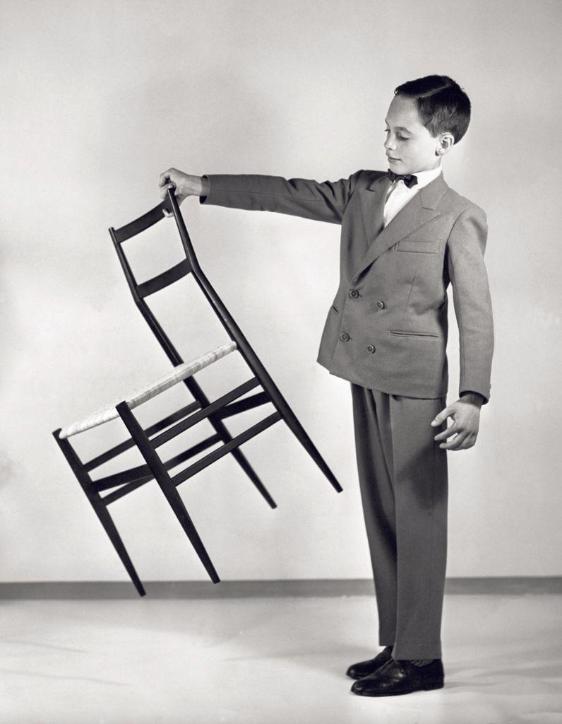 La chaise Superleggera