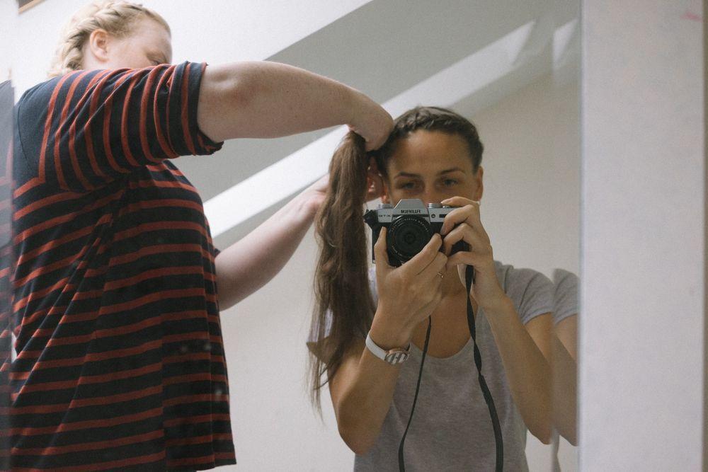 la coiffure