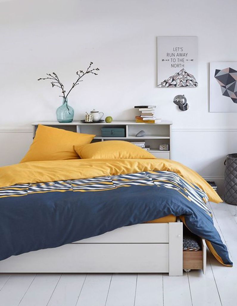 5 Astuces Pour Optimiser L Espace Sous Le Lit Elle Decoration