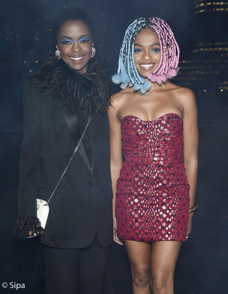Lauryn Hill et sa fille Selah