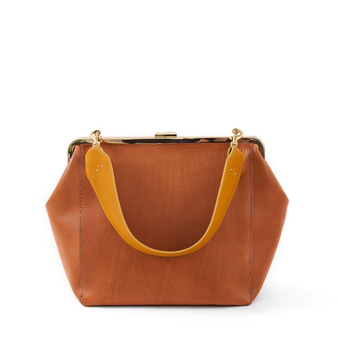 Le-Big-Box-Bag---Cuoio-Vachetta---HB-TX-100006-CUOIO---Front