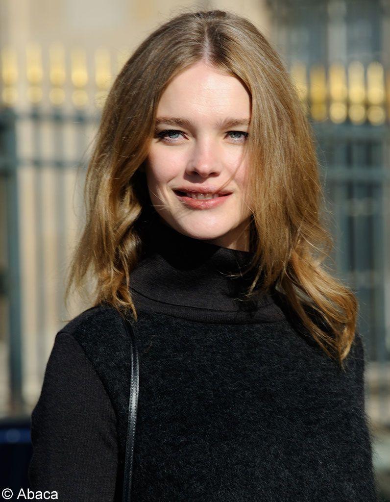 Le blond foncé de Natalia Vodianova