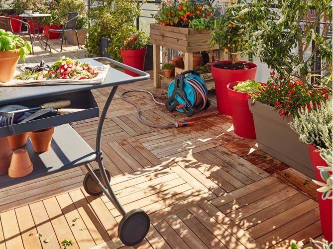 Le bois pour un revêtement de terrasse pas cher (image_2)